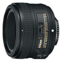 Obiektywy do aparatów, Nikkor AF-S 50mm f/1,8G - przyjmujemy używany sprzęt w rozliczeniu | RATY 20 x 0%