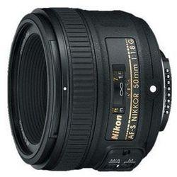 Nikkor AF-S 50mm f/1,8G - przyjmujemy używany sprzęt w rozliczeniu | RATY 20 x 0%
