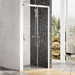 Ravak Matrix drzwi prysznicowe MSD2 - 120 P, wys. 195 cm, Polerowane aluminium + Transparent 0WPG0C00Z1