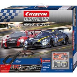 Tor wyścigowy Carrera DIGITAL 132 GT Championship, 20030188, zestaw startowy