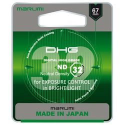 MARUMI DHG ND32 Filtr fotograficzny szary 67mm