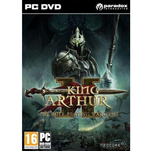 Gry na PC, King Arthur II - K00586- Zamów do 16:00, wysyłka kurierem tego samego dnia!