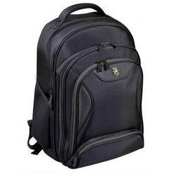 """Port Designs Manhattan Fits up to size 17.3 """", Black, Shoulder strap, Backpack,"""