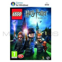 Lego Harry Potter Lata 1-4 (PC)