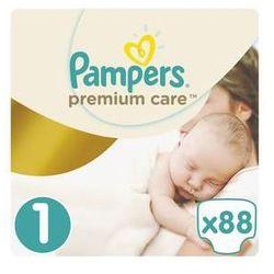 Pieluszki Pampers Premium Care Newborn rozmiar 1, 88 szt.