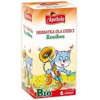 Herbatki dla dzieci, Herbata dla dzieci Rooibos BIO, ekspresowa 30g
