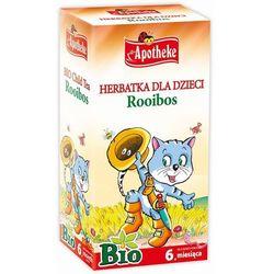 Herbata dla dzieci Rooibos BIO, ekspresowa 30g