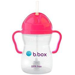 Innowacyjny kubek niekapek b.box neon różowy - edycja limitowana
