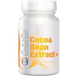 Cocoa Bean Extract + (100 kapsułek) Calivita - Ziarna kakaowca i owoc Goji