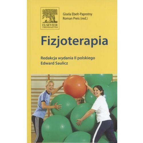 Książki medyczne, Fizjoterapia (opr. miękka)