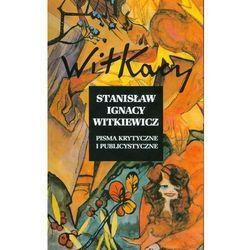 Pisma krytyczne i publicystyczne t.11 - Dostawa 0 zł (opr. twarda)