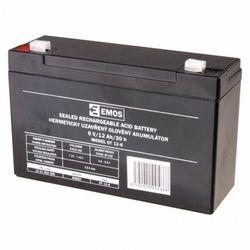Akumulator ołowiowy AGM 6V 12Ah F4,7 B9682