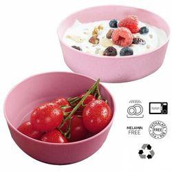 Miseczka dla dzieci eco BPA PVC free 2szt REER
