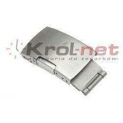 Zapięcie bransoletowe 24x22 mm z bocznym przyciskiem