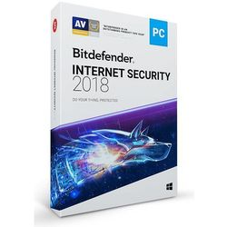 Oprogramowanie antywirusowe BitDefender Internet Security ESD 10 stan/36m - BDIS-N-3Y-10D- Zamów do 16:00, wysyłka kurierem tego samego dnia!