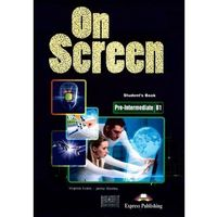 E-booki, On Screen Pre-Intermediate B1 SB+eBook