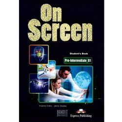 On Screen Pre-Intermediate B1 SB+eBook (opr. miękka)