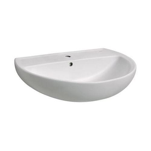 Umywalki, Koło REKORD umywalka 60 cm z otworem - K91160000