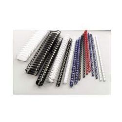 Grzbiety plastikowe czarne ( śr. 10 mm )