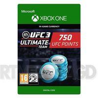 Pozostałe gry i konsole, EA Sports UFC 3 750 Punktów [kod aktywacyjny]