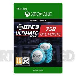 EA Sports UFC 3 750 Punktów [kod aktywacyjny]