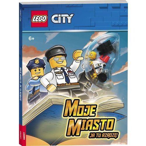 Literatura młodzieżowa, Lego City Moje Miasto. Darmowy odbiór w niemal 100 księgarniach!