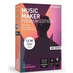 MAGIX Music Maker Premium Edition - ESD - cyfrowa - Certyfikaty Rzetelna Firma i Adobe Gold Reseller
