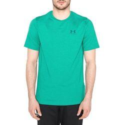 Under Armour Left Chest Lockup Koszulka Zielony M Przy zakupie powyżej 150 zł darmowa dostawa.