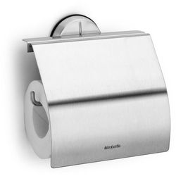 Uchwyt na papier toaletowy Brabantia PROFILE stal matowa
