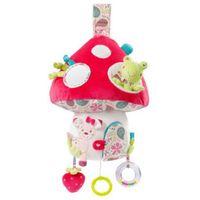Pozytywki dla niemowląt, FEHN Pozytywka Grzybek ze światełkami LED - Sweetheart