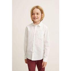 Mango Kids - Koszula dziecięca Damian 104-164 cm