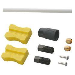 Przewód hamulcowy hydrauliczny Shimano Deore SM-BH90-SS 1000 mm przód biały