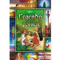 Książki dla dzieci, Legendy polskie (OM) Kolorowa klasyka (opr. broszurowa)