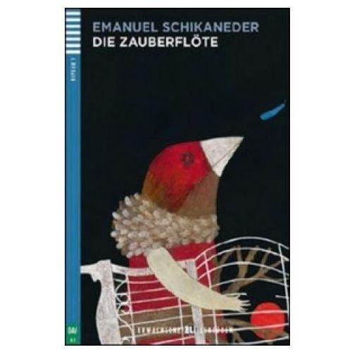 Książki do nauki języka, Erwachsene Eli Lekturen - Die Zauberflote + CD Audio (opr. miękka)