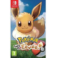 Gry Nintendo Switch, Pokemon Let's Go Eevee! SWITCH
