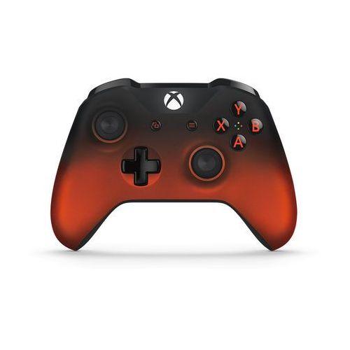 Gamepady, Kontroler MICROSOFT XBOX ONE Volcano Shadow + Kontroler 20% taniej przy zakupie konsoli xbox! + DARMOWY TRANSPORT!