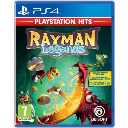 Gry na PlayStation 4, Rayman Legends (PS4)