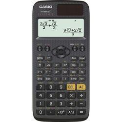 Kalkulator Casio, FX 85 CE X, czarna, szkolny, + gratis słuchawki Maxell