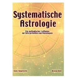 Systematische Astrologie Tönspeterotto, Erwin