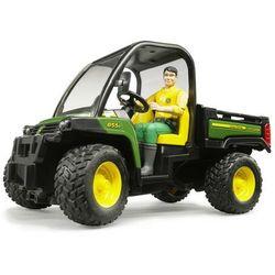 Wywrotka John Deere Gator z kierowcą Bruder 02490