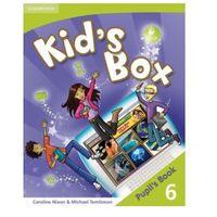 Książki do nauki języka, Kid's Box 6 Pupil's Book (podręcznik) (opr. miękka)