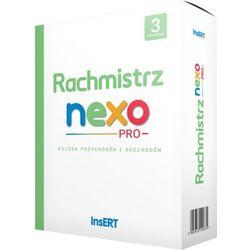 Program Insert Rachmistrz Nexo PRO - 3 stanowiska (OBISSARA0250) Darmowy odbiór w 21 miastach!