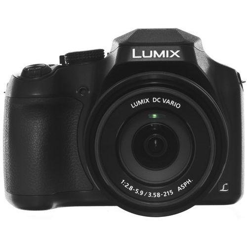Aparaty kompaktowe, Panasonic Lumix DMC-FZ81