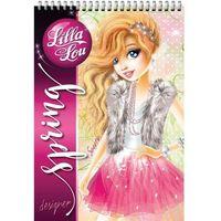 Książki dla dzieci, Lilla Lou Spring (opr. miękka)