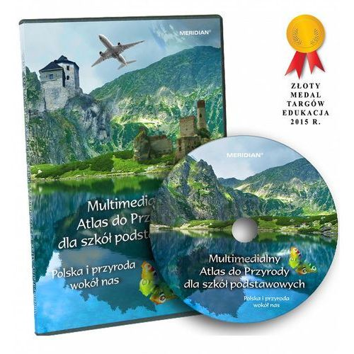 Programy edukacyjne, Multimedialny Atlas do Przyrody. Polska i przyroda wokół nas