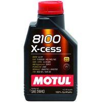Oleje silnikowe, Olej Motul 8100 X - Cess 5w40 1 litr!