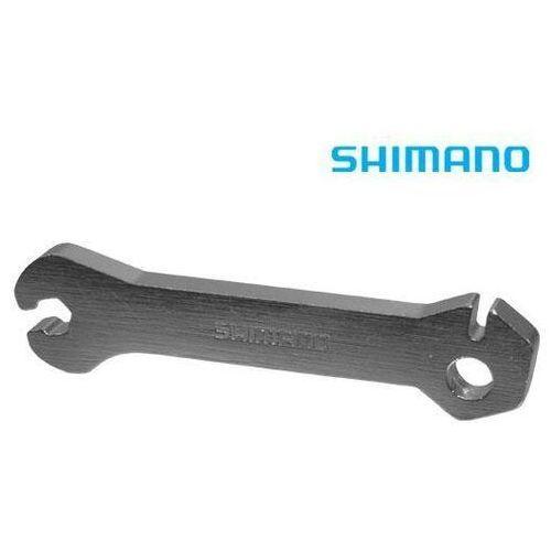 Narzędzia rowerowe i smary, Y4CK19000 Klucz do centrowania kół Shimano aluminium