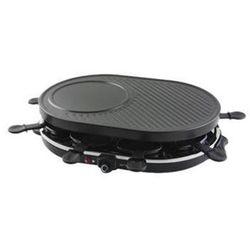 Emerio RG-105522 - raclette/grill - black