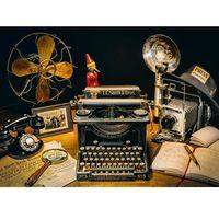 Puzzle, Clementoni Puzzle 500el HQC The Typewriter 35040 (35040 CLEMENTONI)