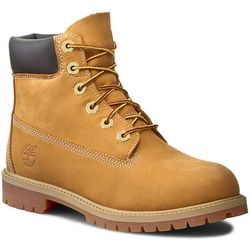 Trapery TIMBERLAND - 6 In Premium Wp Boot 12909/TB0129097131 Wheat Nubuc Yellow